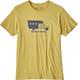 Patagonia Repair Is Radical Organic T-Shirt Men Limestone